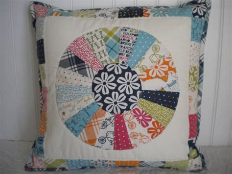 How To Make Patchwork - how to make a patchwork pillow a tutorial for using