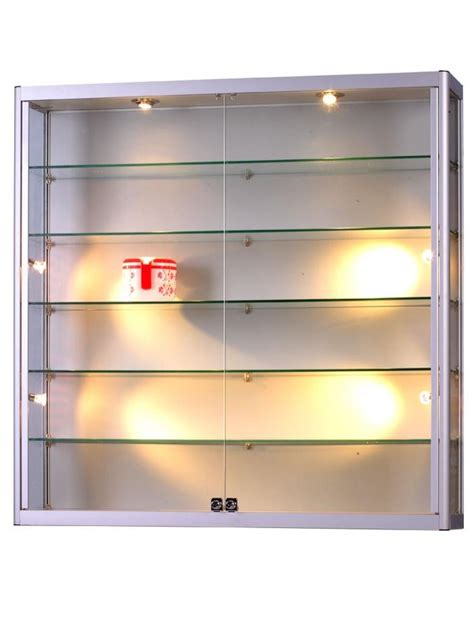 wall showcase 60 45 pd1749 photo display cabinet