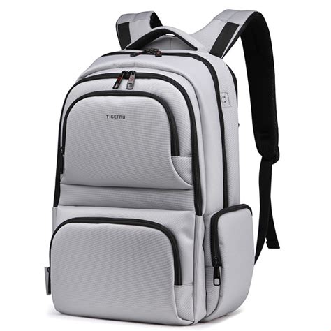 Tas Ransel Laptop Backpack Unisex Classic Raincover 710019 H unisex within days
