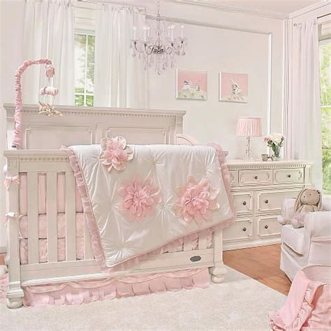 Truly Scrumptious Little Darling 3 Piece Bedding Set Truly Scrumptious Crib Bedding