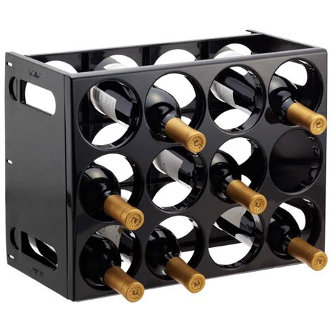 Wine Cabinet Reston by Le Cellier Wine Rack The Container Store