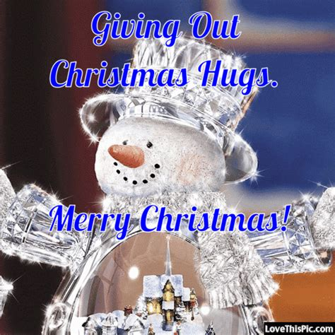 giving  christmas hugs merry christmas pictures   images  facebook tumblr