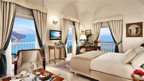 rooms on the suites palazzo avino
