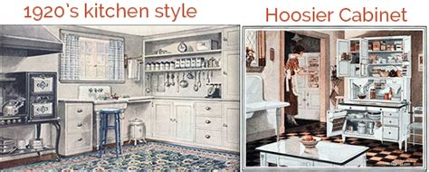 hoosier cabinets kitchen accessories kitchen food prep 100 yrs of kitchen style and what s popular today