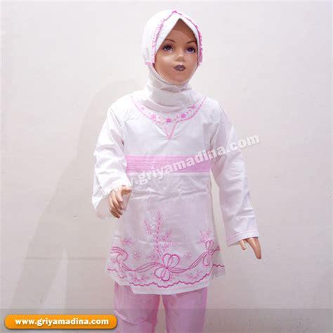 Stelan Eli baju muslim anak perempuan madina griya busana muslim busana muslim baju muslim setelan
