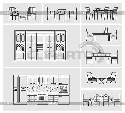 küchenmöbel k 195 188 chenm 195 182 bel stock fotos und vektorgrafiken cliparto