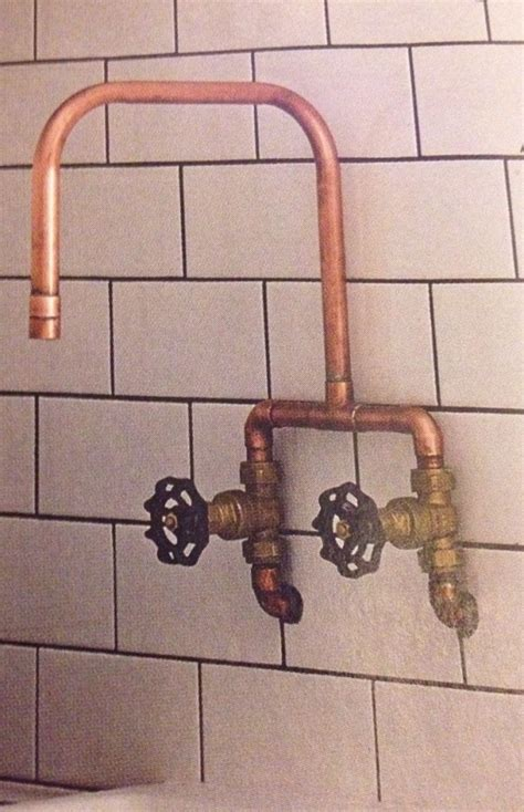 copper taps bathroom copper tap made by a plumber interesting bathroom