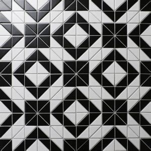 Mosaic Bathroom Tiles Ideas by Triangle Triangle Tiles Floors Kitchen Bathroom Walls Amp Accents Ant Tile