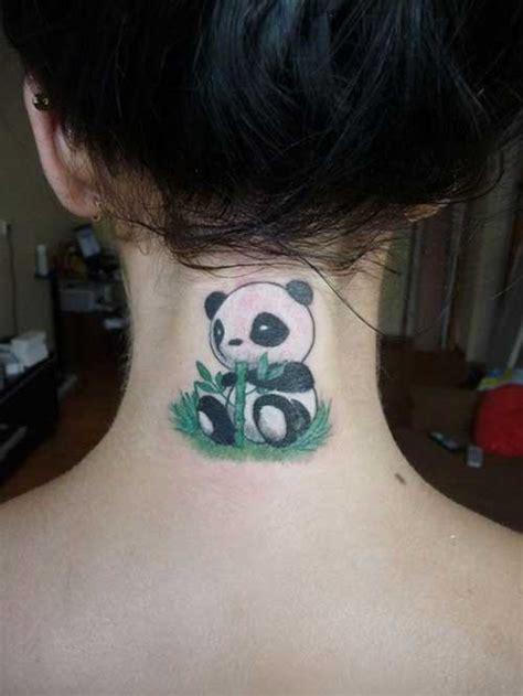 tattoo panda pequena 20 fotos de tatuagens de panda significados