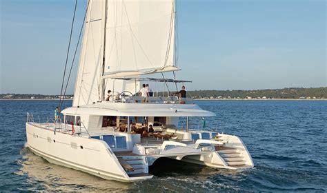 catamaran boat layout the most comfortable sailboat 5 sailing catamarans to