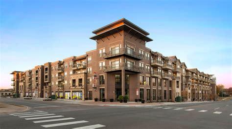 Edge Apartment Okc Housing Boom Oklahoma Magazine