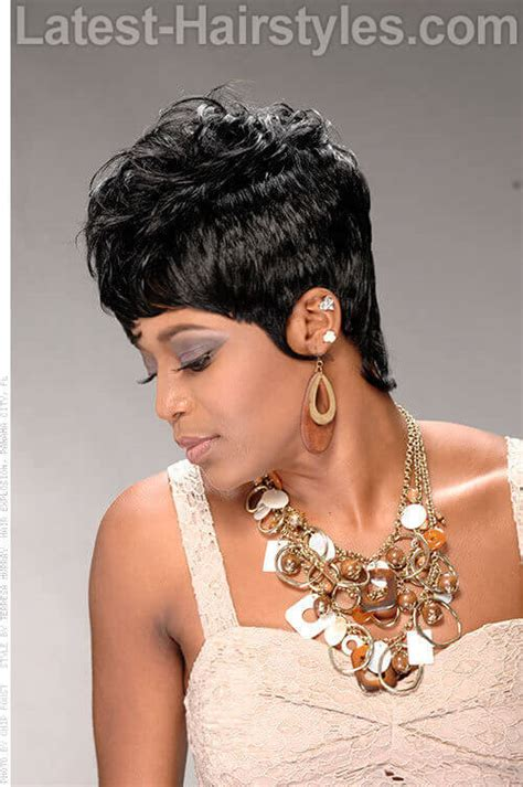 latest style of fixing weaveon 45 weave hairstyles trending in 2018