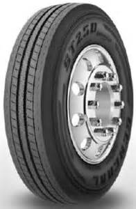 General Truck Tires S360 General Steer And Trailer Medium Truck Tires From D And J