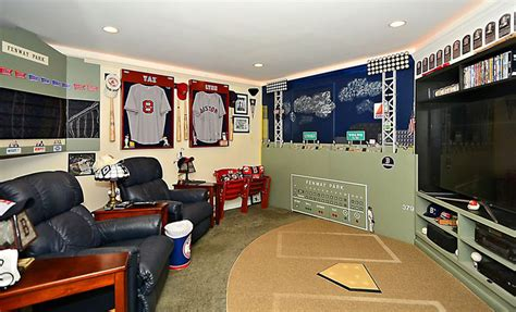 Fenway Park Wall Mural 125 best man cave ideas furniture amp decor pictures