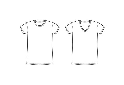 adobe illustrator shirt template 36 best images about fashion technical illustrations on