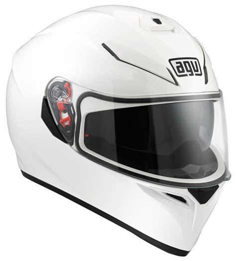 agv k3 sv white helmets free uk delivery