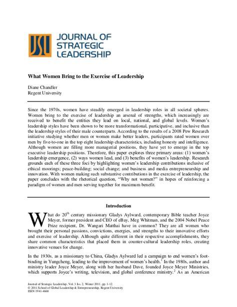 strategic design research journal unisinos journal of strategic leadership v3 is2 2011