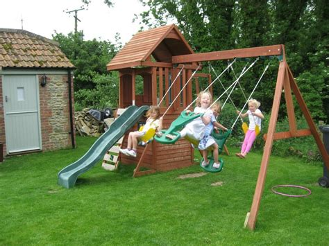 backyard equipment for kids combat summer sofa syndrome with garden play equipment