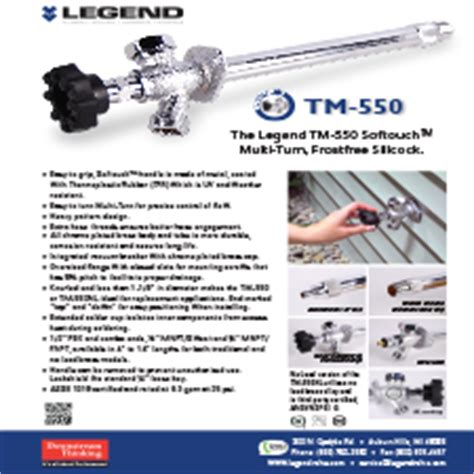 Legend Plumbing by Legend Valve Plumbing Industrial Commercial Hydronics