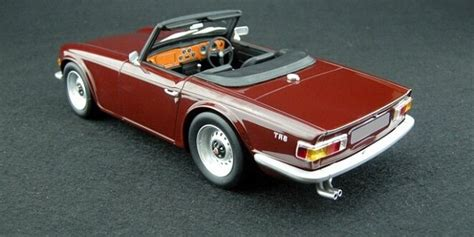 Collectible Ls by Ls Collectibles Painted 1 18 Triumph Tr6 Diecastsociety