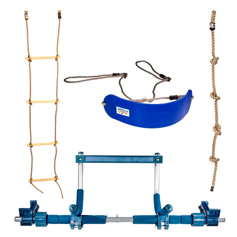 stand alone toddler swing gorilla gym kids package