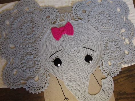 Crochet Elephant Rug by 17 Best Images About My Link On Free