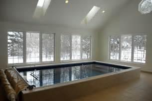 Indoor House Design Indoor Pools