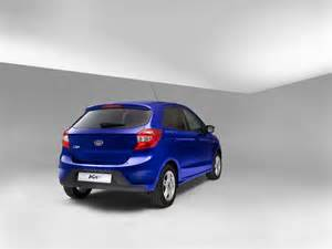 Ford K 2016 Ford Ka Plus Ford Authority