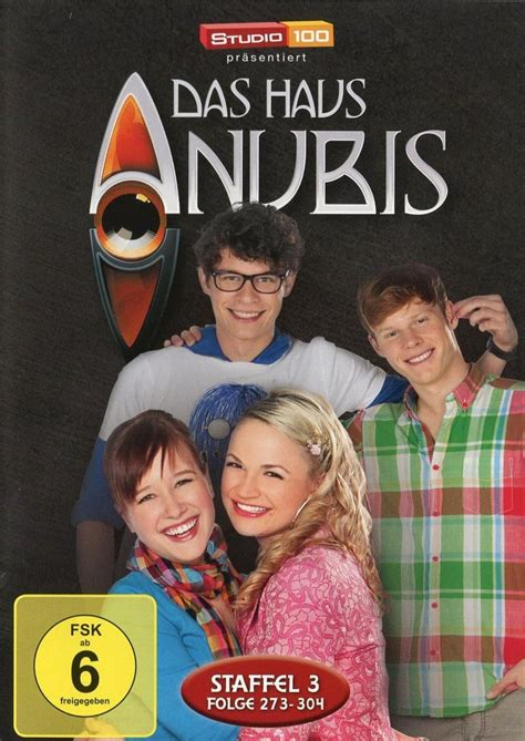 das haus anubis staffel 4 das haus anubis staffel 3 dvd oder leihen