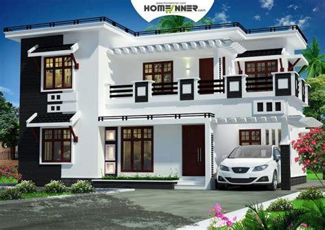 pin  nasser  front elevation indian home design