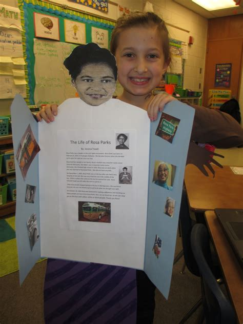 Biography Book Report Ideas For 3rd Grade by Black History Month And Presidents Day Biography Reports Scholastic