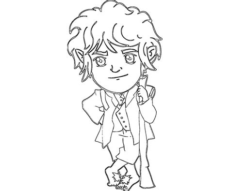 free lego hobbit coloring pages