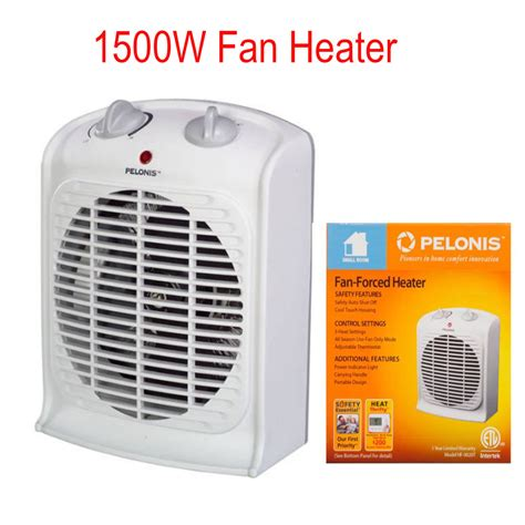 small space heater fan portable space heater electric adjustable thermostat home