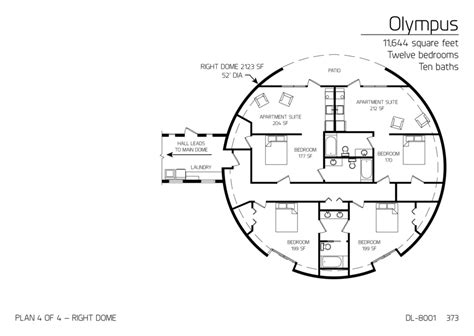 floor plan dl 3215 monolithic dome institute floor plan dl 8001 monolithic dome institute