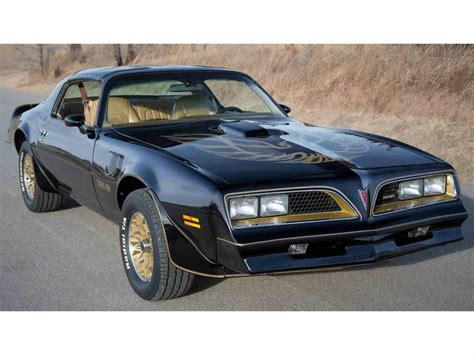 1977 pontiac firebird trans am for sale classiccars