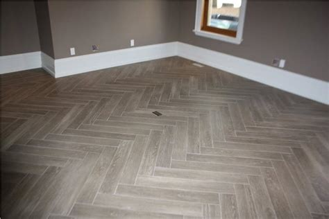black slate herringbone floor tile best tiles flooring