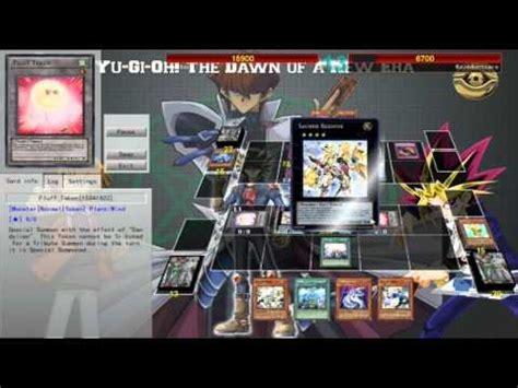 yugioh tag team decks yu gi oh ygopro of a new era tag team duel