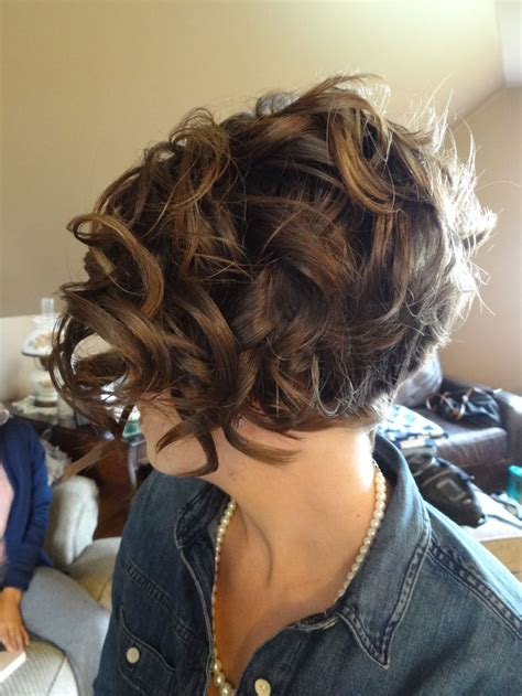 hairstyles short bob curly 16 great short formal hairstyles for 2018 pretty designs