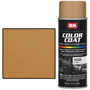 Automotive Interior Plastic Paint Sem 15323 Palomino Color Coat Vinyl Paint