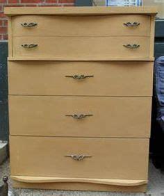 1960 bedroom furniture styles vintage bassett 50 s blonde 4 drawer chest dresser chicago