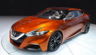 nisan new cars 2018 nissan maxima review new design and price