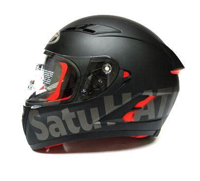 Helm Kyt Ukuran Xl Helm Kyt Black Matte Edition Cbr 250rr Helm Honda