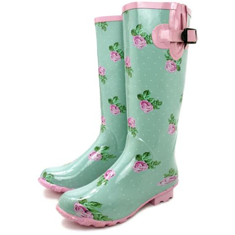 wellingtons boots buy new skull roses snow wellies wellington boots sz 8