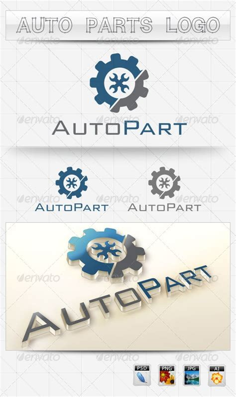 Auto Logo Font by Auto Parts Logo Corporate Logo Design Motorcycle Bike