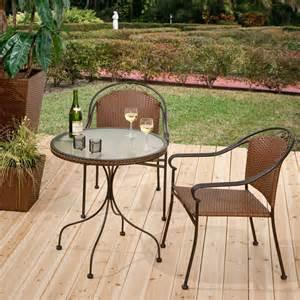 Wicker Patio Furniture Sets Walmart by Wicker Patio Furniture Sets Walmart