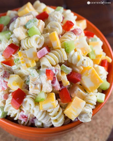 50 summer pasta salad recipes easy ideas for cold pasta