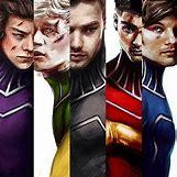 One Direction Superheroes Tumblr   601 x 600 jpeg 82kB