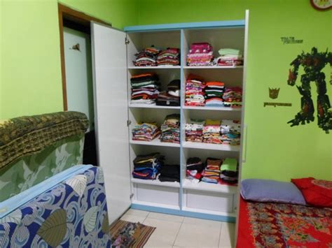 Lemari 7 Laci Putih lemari pakaian furniture semarang