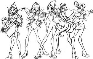 winx club coloring pages winx club coloring pages to