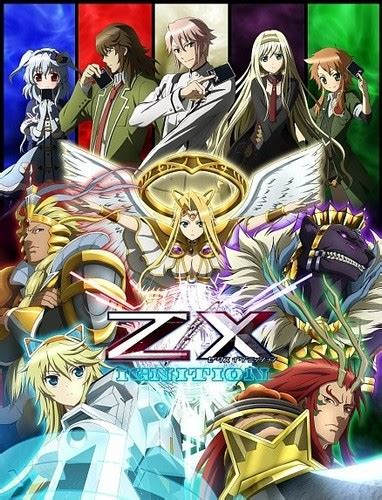 Anime Z X Ignition by Z X Ignition Subbed Chia Anime